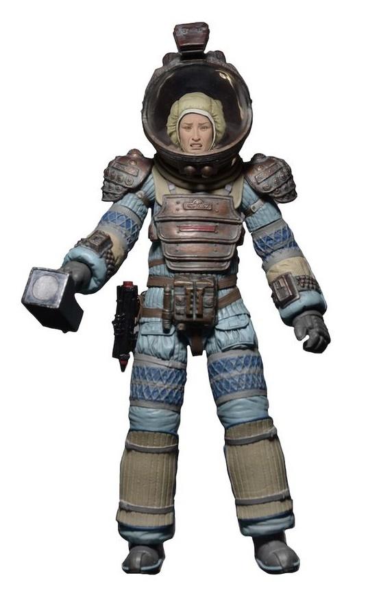 """Aliens: Lambert - 7"""" Action Figure image"""