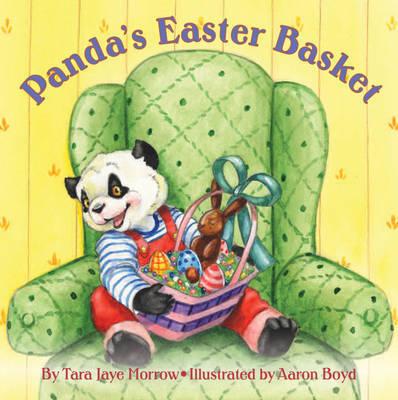 Panda's Easter Basket by Tara Jaye Morrow image