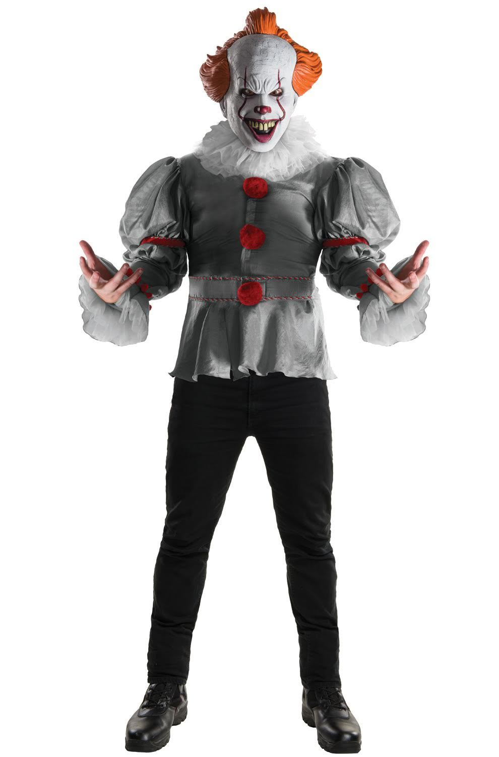 IT - Pennywise Costume (Size Standard) image