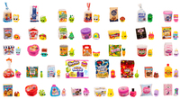 Shopkins: Minis - Single Pack (Assorted Designs) image