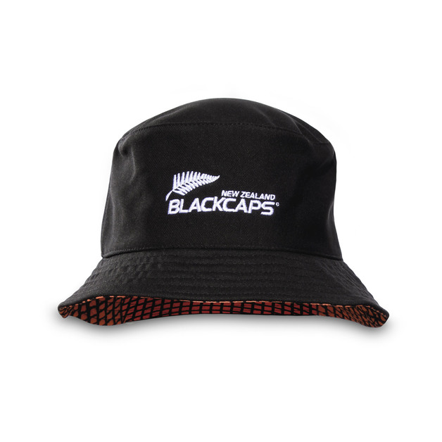 BLACKCAPS Supporters Bucket Hat (L/XL)