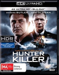 Hunter Killer on UHD Blu-ray