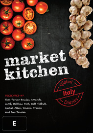 Market Kitchen Global Diaries - Italy on DVD
