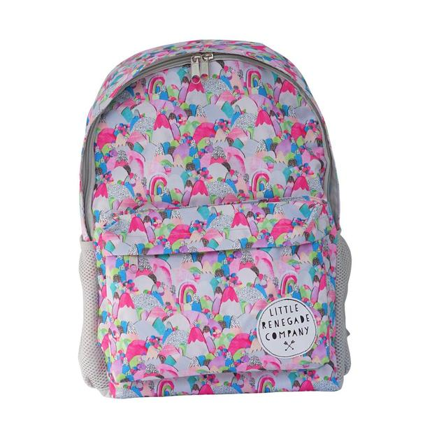 Little Renegade Company: Sugar Mountains Midi Backpack