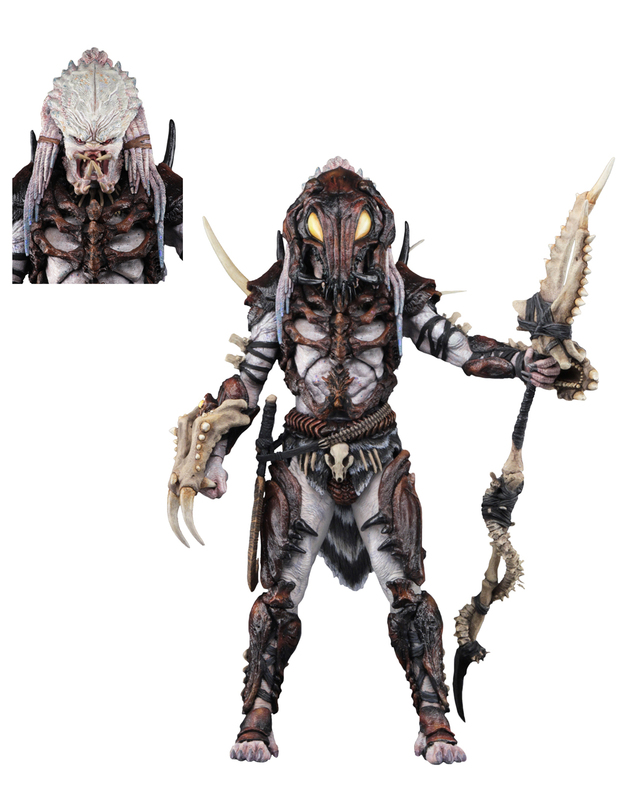 "Predator: Alpha Predator - 7"" Ultimate Action Figure"
