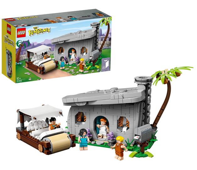 LEGO Ideas: The Flintstones - (21316)