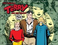Complete Terry and the Pirates: v. 3 by Milton Caniff image