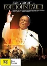 Pope John Paul II on DVD