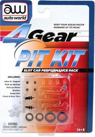 Auto World 4Gear Pit Kit - Tune Up kit