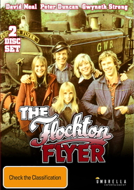 The Flockton Flyer on DVD