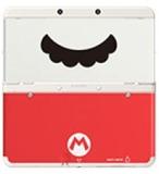 New Nintendo 3DS Cover Plates - No. 19 (Mario Moustache) for Nintendo 3DS
