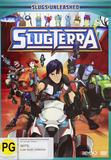 SlugTerra: Slugs Unleashed DVD