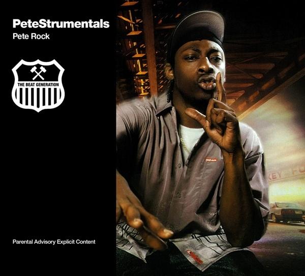 PeteStrumentals (2LP) by Pete Rock