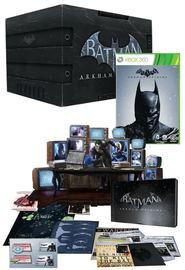 Batman: Arkham Origins Definitive Edition for X360