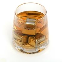 Stainless Steel Ice Cubes - (6 Pack)