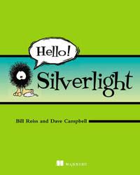 Hello! Silverlight 3 by Bill Reiss image