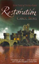Restoration by Carol Berg image