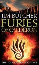Furies of Calderon: UK Ed. (Codex Alera #1) by Jim Butcher