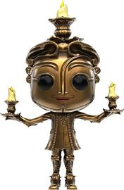 Beauty & the Beast (2017) - Lumiere Pop! Vinyl Figure