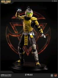 Mortal Kombat: Cyrax (Klassic Edition) - 1:4 Scale Statue