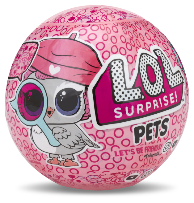 L.O.L: Surprise! Doll - Pets Series 4 (Blind Bag)