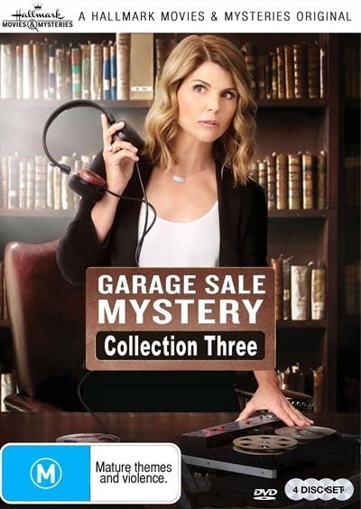 Garage Sale Mystery Collection Three on DVD image
