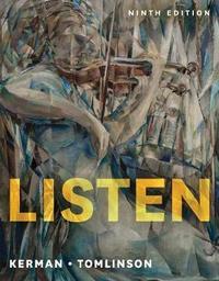 Listen by Joseph Kerman