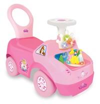 Kiddieland: Lights & Sounds Activity Ride-On - Disney Princess