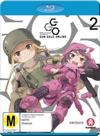 Sword Art Online Alternative: Gun Gale Online - Part 2 (Eps 7-12) on Blu-ray image