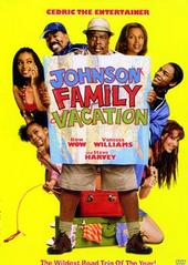 Johnson Family Vacation on DVD