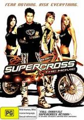 Supercross - The Movie on DVD