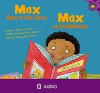 Max Goes to the Library image