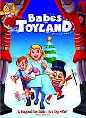 Babes In Toyland on DVD