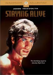 Staying Alive on DVD