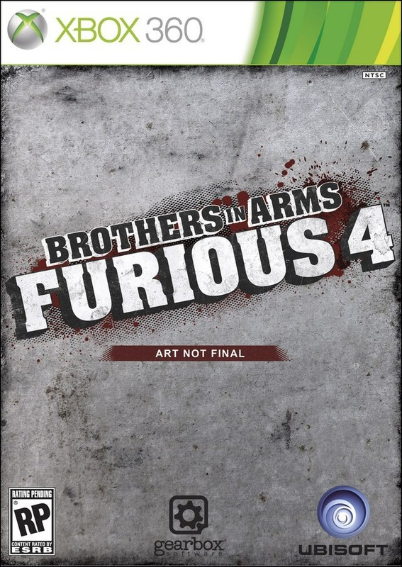 Brothers In Arms Furious 4 for Xbox 360