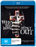 When the Lights Went Out on Blu-ray