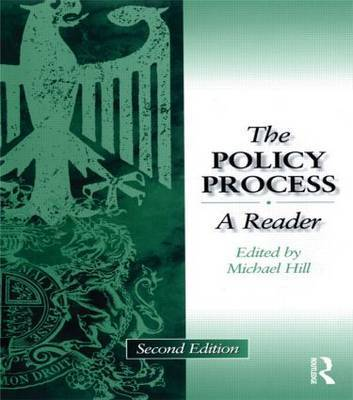 Policy Process by Malcolm Hill image