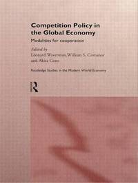 Competition Policy in the Global Economy image