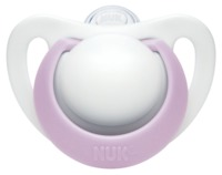 NUK: Genius Silicone Soother - 0-2 Months