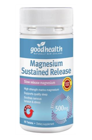 Good Health Magnesium Sustained Release (60 Tablets)