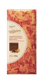 Whittaker's Destination Canada - Pecans Waffle & Maple (100g)