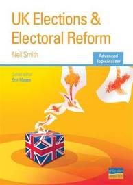 UK Elections and Electoral Reform by Neil Smith image