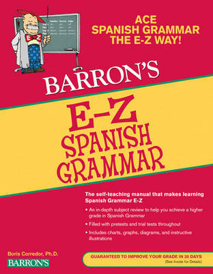 Spanish the Easy Way by Boris Corredor image
