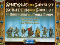 Shadows of Camelot: A Company of Knights Expansion image