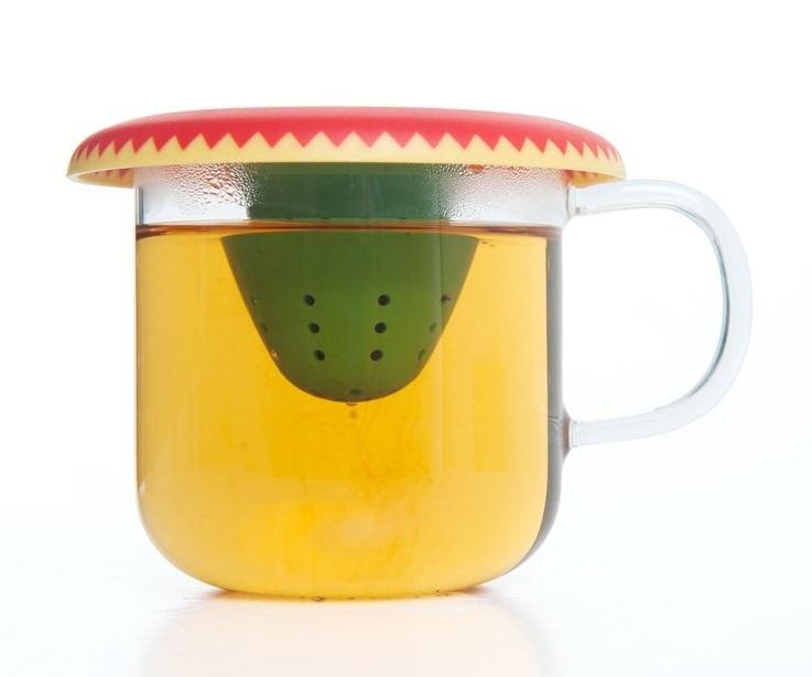Gama-Go: Sombrewo - Tea Infuser image