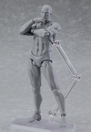 Archetype Next: He (Grey Colour Ver.) - Figma Figure