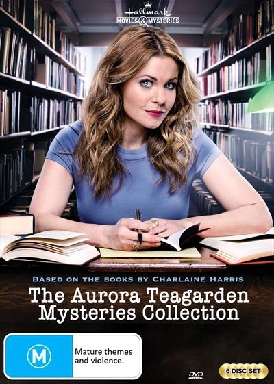 The Aurora Teagarden Mysteries Collection on DVD