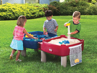 Little Tikes: Easy-Store - Sand & Water Table