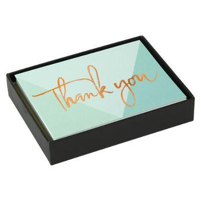 Galison: Luxe Thanks Notecards - Lovely Day