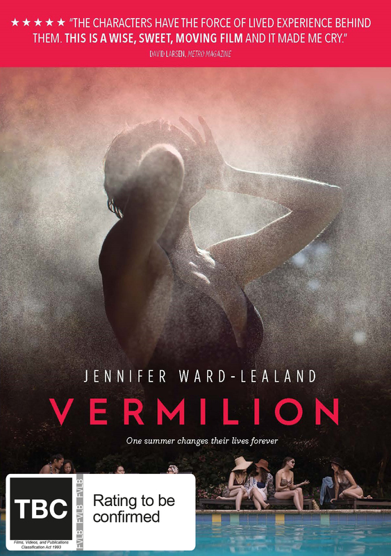Vermilion on DVD